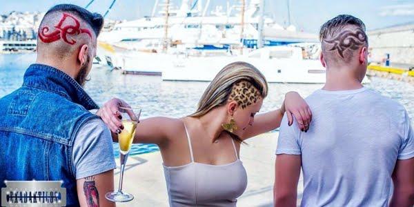 Σεμινάρια Hair Tattoo από τον κορυφαίο Νίκο Εξαδάκτυλο!
