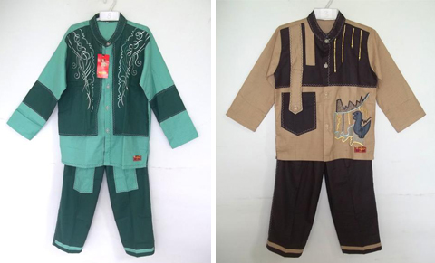 baju muslim anak laki laki murah