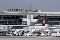 Atatürk Hava Limanı apronu