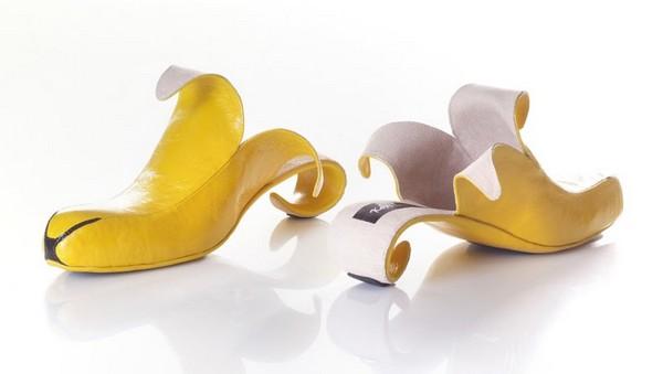 cbe0da478de1a صور للسيدات فقط أحذية نسائية غريبة Unusual Eccentric Ladies Footwear ...
