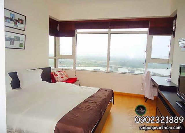 bedroom riverview