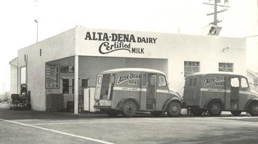 Altadena Historical Society Altadena Dairy