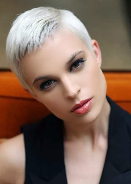 Awesome Platinum Short Haircuts Short Hairstyles Gunalazisus