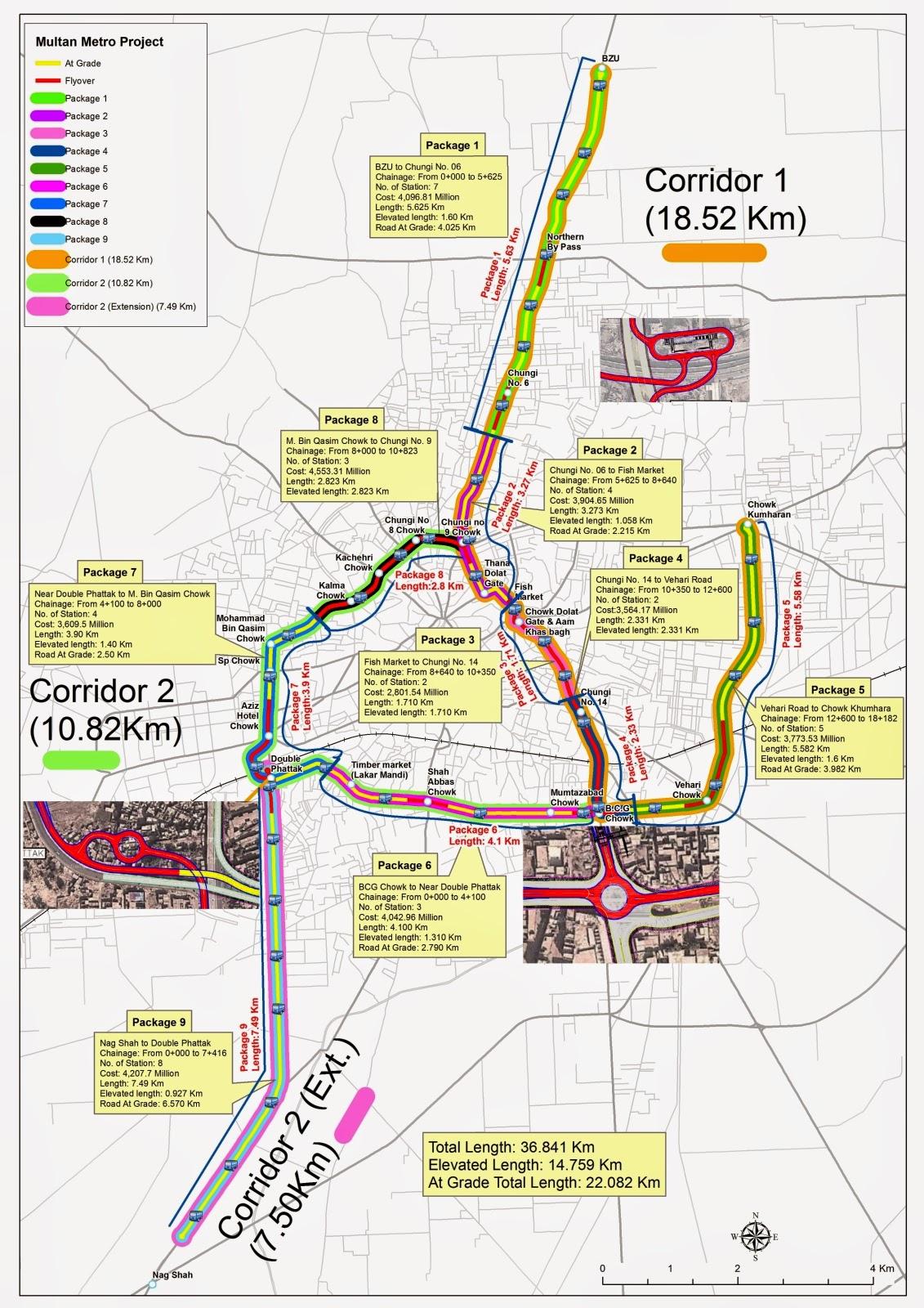 Travel Multan Multan Metro Bus Pc 1 And Metro Stations