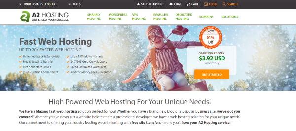 افضل 8 شركات استضافة مواقع مدفوعة واجنبية بأسعار رخيصة