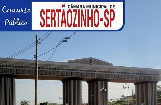 Concurso da Câmara de Sertãozinho (SP) APOSTILAS