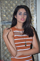 Actress Nikhita in Spicy Small Sleeveless Dress ~  Exclusive 057.JPG