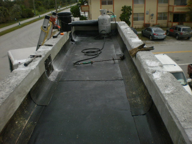 Roofer Mike Says Miami Roofing Blog Anatomy Of A Flat Roof