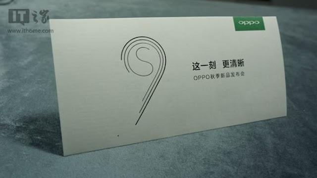 Oppo R9s akan resmi memulai debutnya tanggal 19 Oktober, dibekali sensor kamera Sony IMX398 12 MP