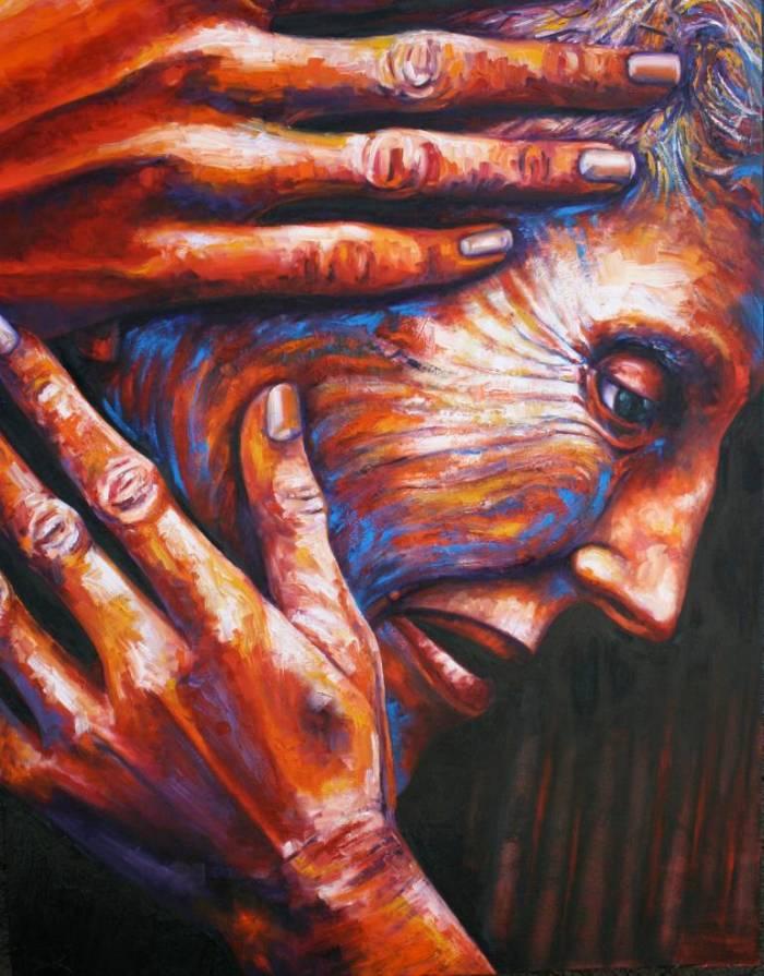 Австралийский художник. Simon Kitching 13