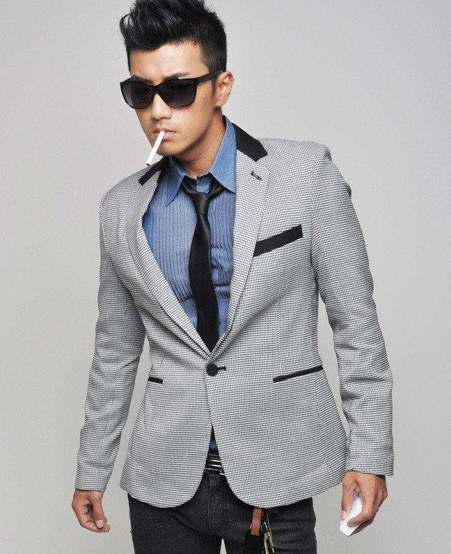 Martin Kadinda's Official Fashion Blog: BLAZERS ALL OVER ...