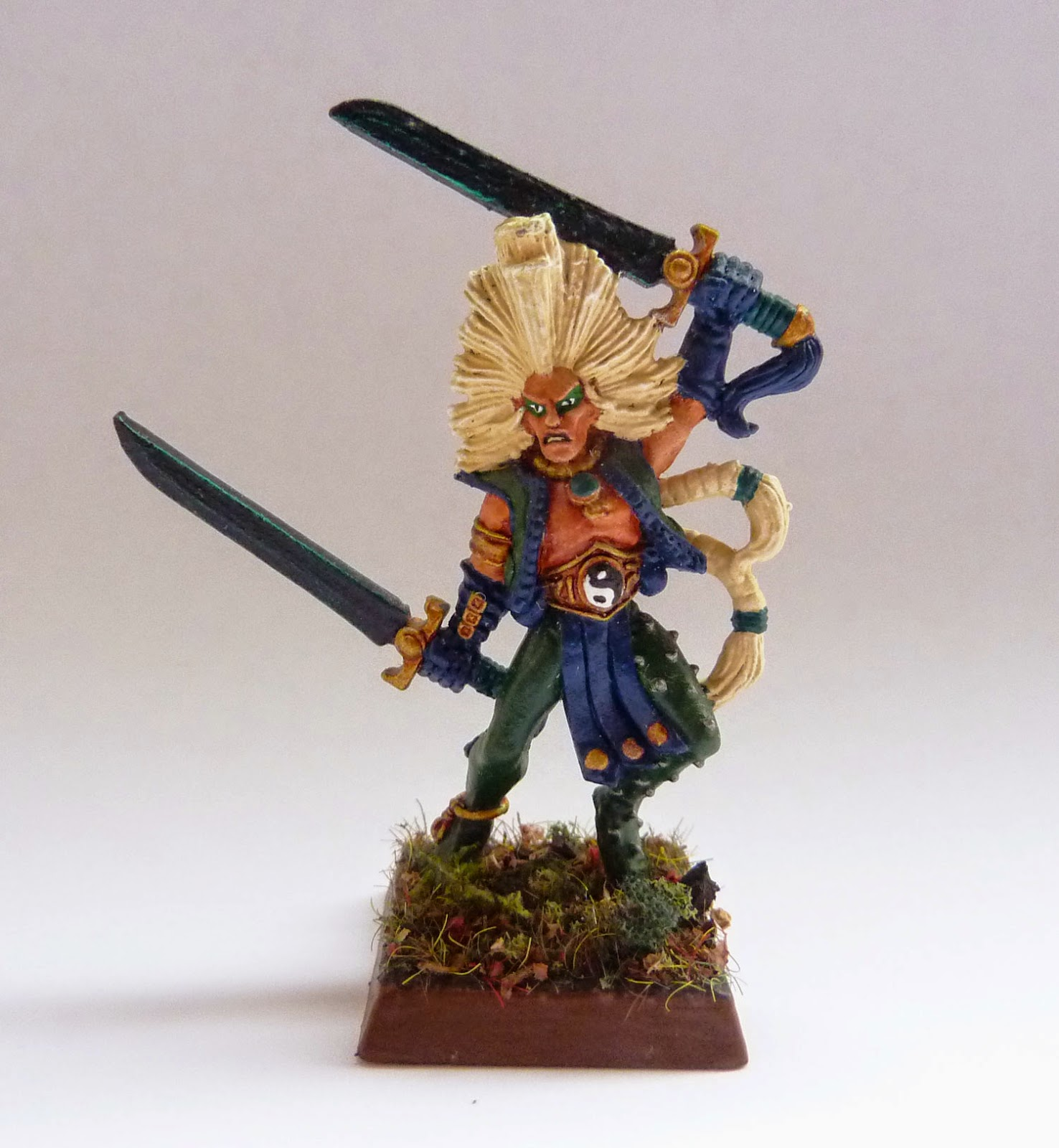 Warhammer Quest Wardancer