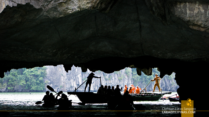 Luon Cave Halong Bay Cruise Overnight