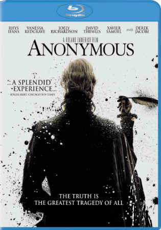 Anonymous 2011 BRRip 400MB Hindi Dubbed Dual Audio 480p Watch Online Full Movie Download bolly4u