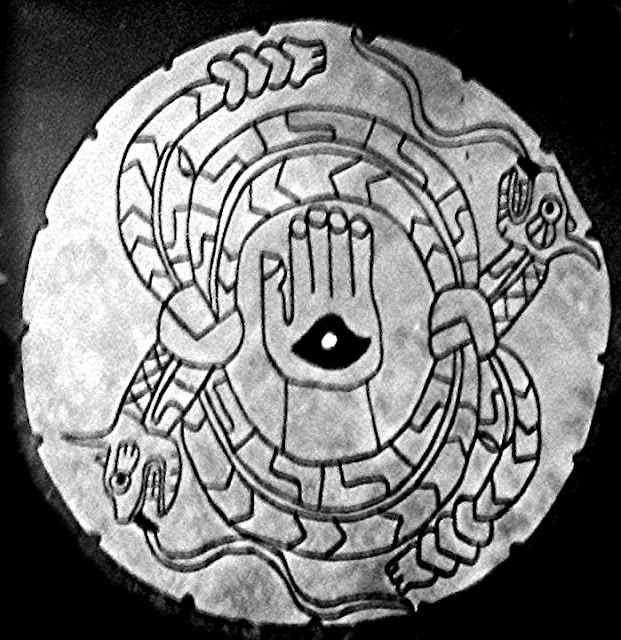 KeeperofStories: EYES: Cherokee Symbol