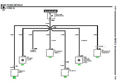 Bmw Z3 Seat Wiring Diagram 2005 Cobalt E36 Occupancy Sensor Auto Electrical Repair Manuals 1999 Electric