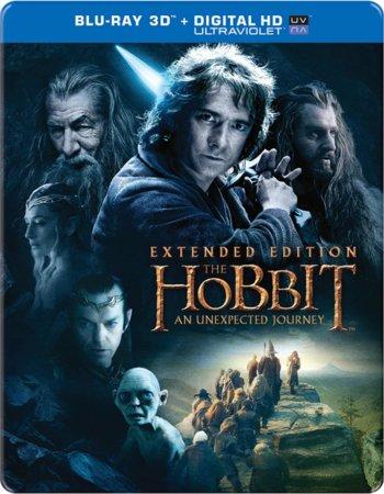 The Hobbit: Unexpected Journey (2012) Dual Audio Hindi 480p BluRay