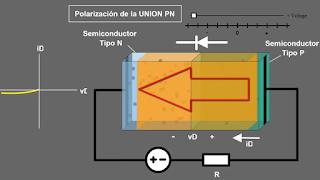 polarización del diodo,clases de diodos,