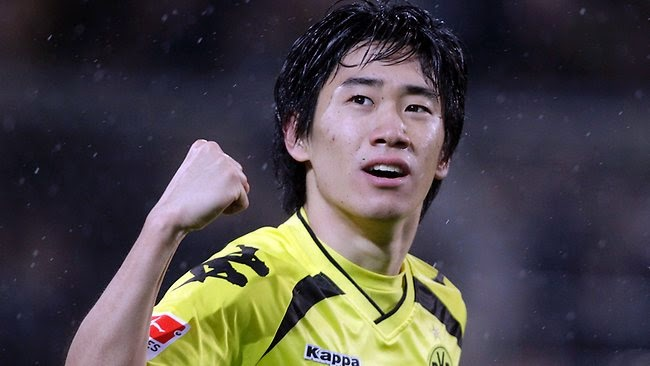 Shinji Kagawa Latest Hd Wallpapers 2014 World Fresh Hd