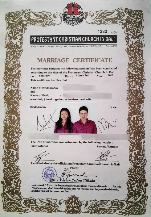 Procedure 2017 to Get Marriage Certificate and Marriage Registration ...