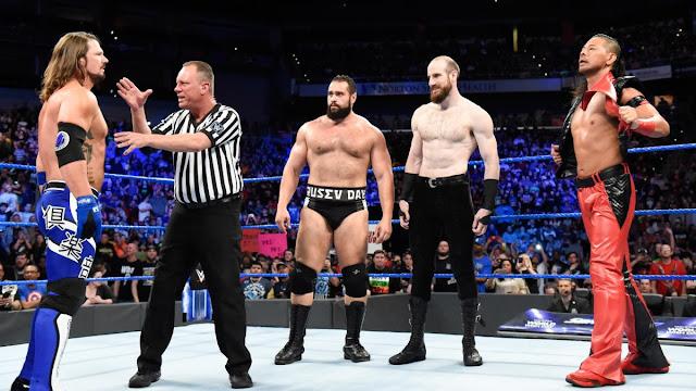 SmackDown Live 2018. április 24. - The Club - Teljes Adás