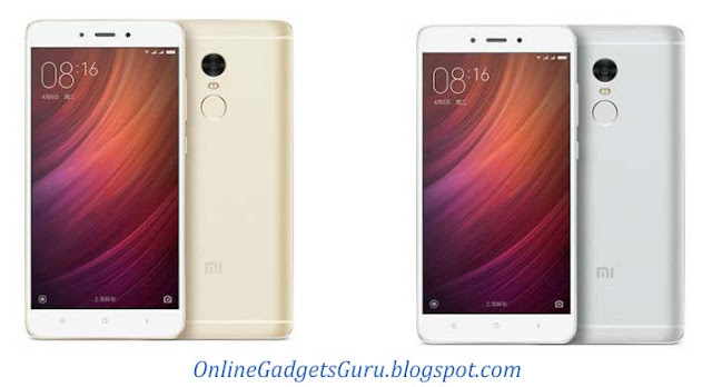 Xiaomi Redmi Note 4 - Phone Price, Specifications, Features, Comparison