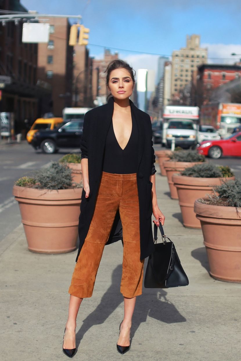 Bodysuits Are Still On Trend and We're Loving the Latest Picks