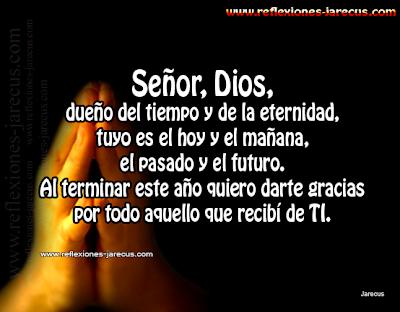 happy new year, Oraciones, Oración de agradecimiento,