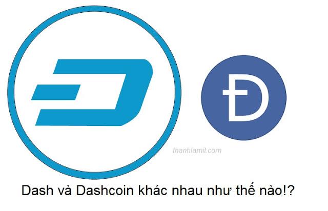 Dash và Dashcoin