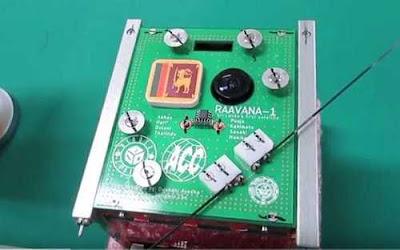 Sri Lanka Launched First Satellite 'Raavana-1'