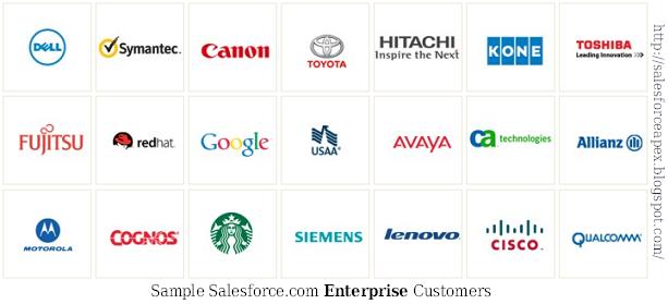 Tour de Salesforce: Who is Using Salesforce?