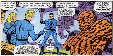 Fantastic Four 115-Goodwin-Buscema