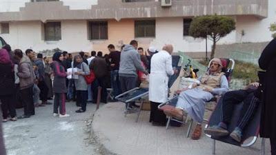 حادث الهجوم علي مسجد الروضة