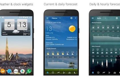 8 Alat Widget Jam Analog Terbaik Untuk Android