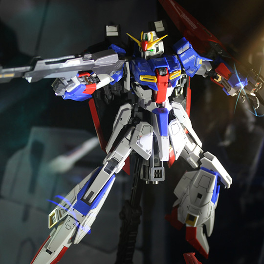 RG Zeta Gundam Wallpaper Engine
