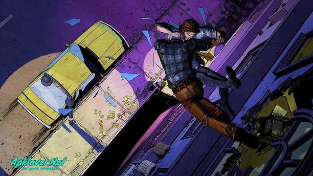 The Wolf Among Us MOD APK premium unlocked