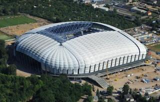 Poznan: Estadio Municipal