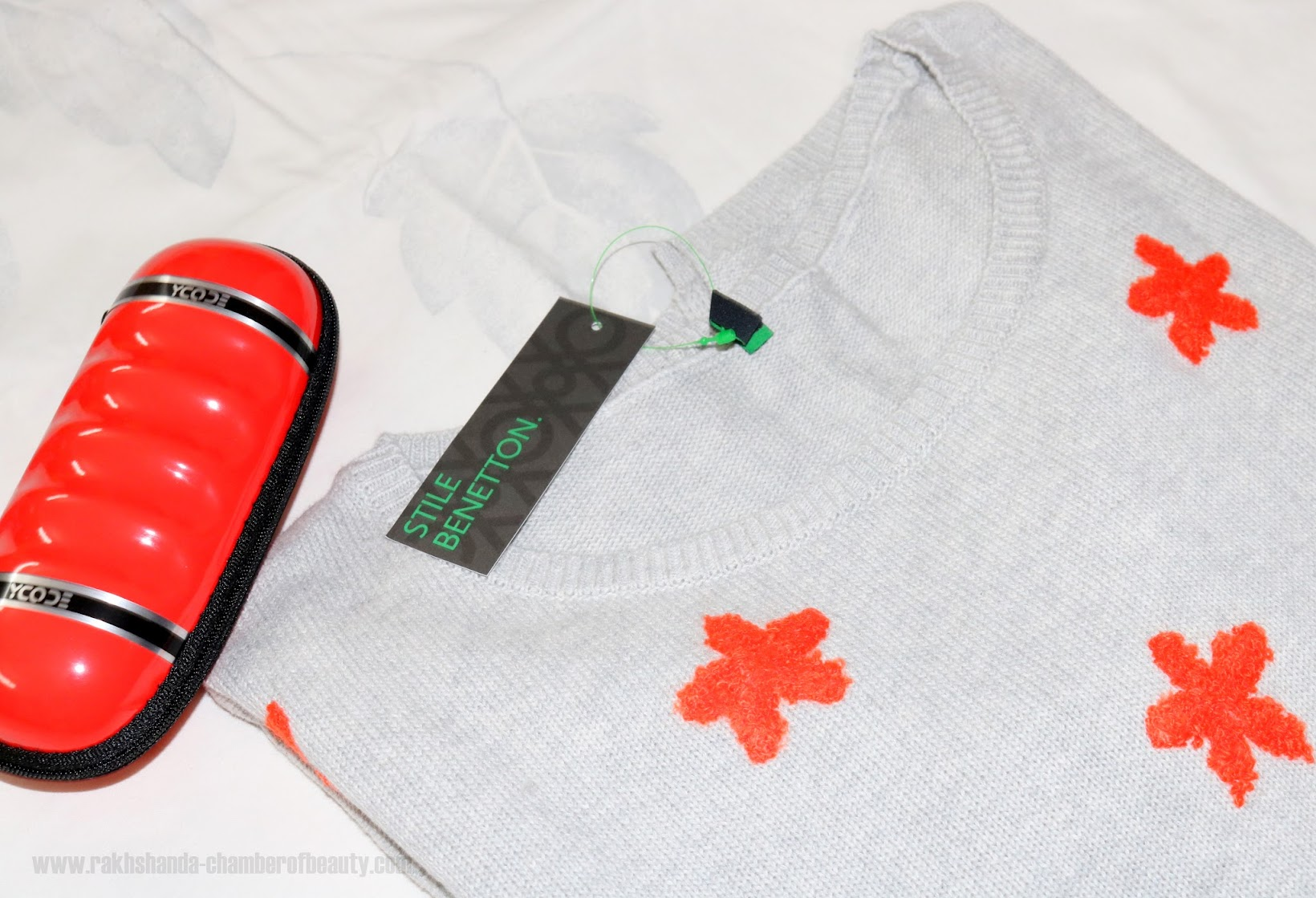 Winter with United Colors of Benetton & Jabong.com, Autumn/Winter collection, fashion, grey and orange, how to style a grey jumper, indian fashion blogger, jabong.com, knitted jumper, new in, orange, Chamber Of Beauty, United Colors Of Benetton, winter fashion, rakhshanda chamber of beauty.com