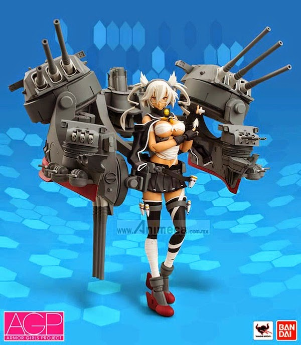FIGURA Armor Girls Project MUSASHI Kai KanColle Kantai Collection