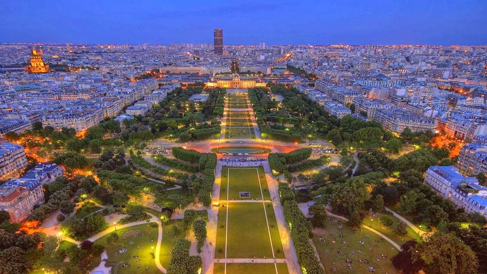 HD WALLPAPERS: Download Paris City HD Wallpapers In 1080p