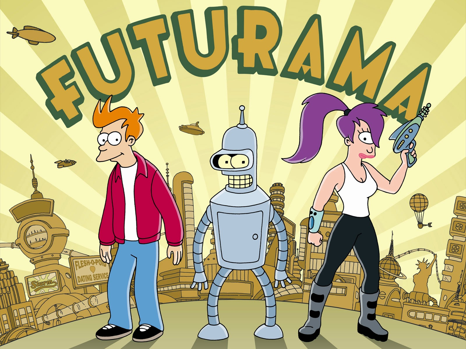 Futurama cz dabing online dating