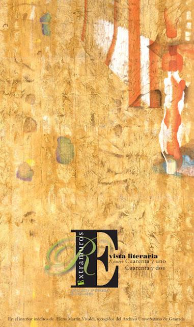 Extramuros: número especial a Elena Martín Vivaldi, Ancile