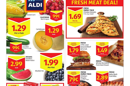 ALDI Weekly Ad August 29 - September 4, 2018