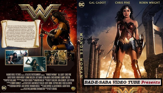 BAD-E-SABA Presents - Hollywood Action Movie Wonder Woman Watch Online In HD