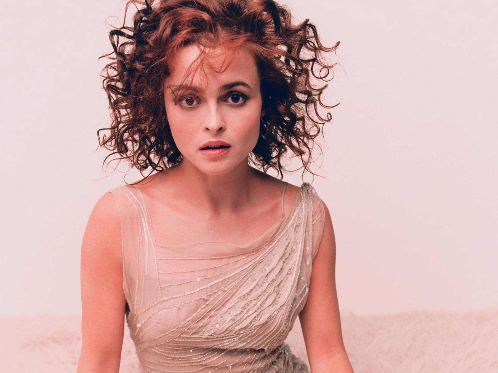 Hairstyles For Men Helena Bonham Carter Hair Halloween