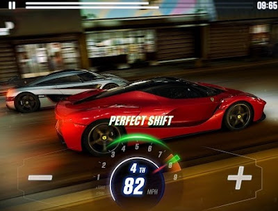 Download CSR Racing 2 Mod APK + Data