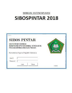 Buku Panduan Aplikasi SIBOS PINTAR