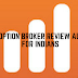 IQ Option Broker Review Audit For Indians