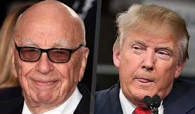 Trump-Murdoch Friendship Will Test Sessions, Former U.S. Attorneys Say