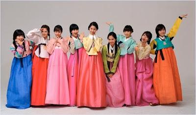 ชุดฮันบก (Hanbok)